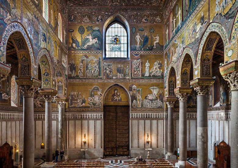 Sicily's Monreale cathedral — a multicultural masterpiece | Christie's