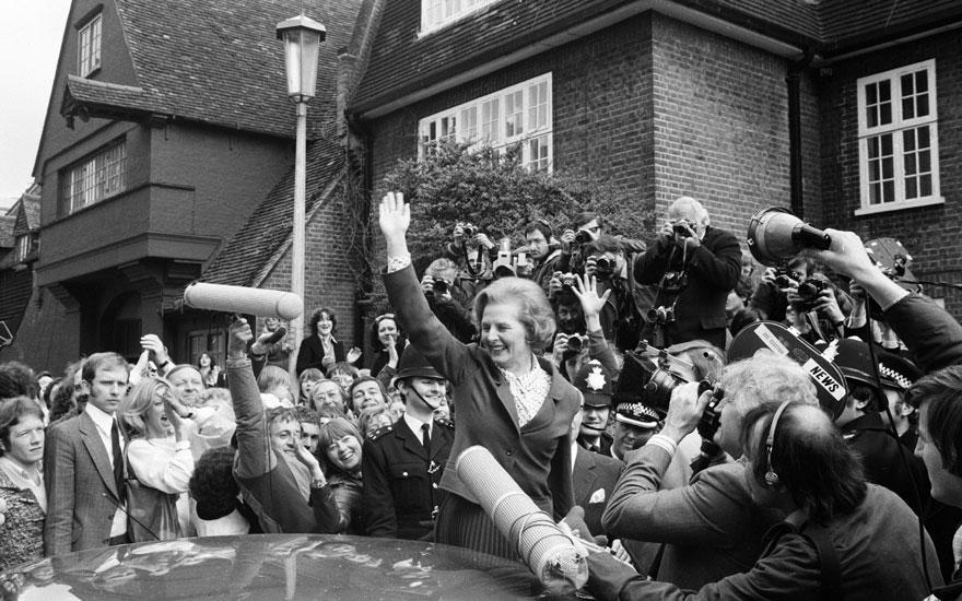 Antenna: Margaret Thatcher's w