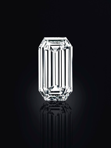 Mirror of Paradise a diamond ring, 52.58 carats. Estimate $7,000,000-10,000,000. Offered in Maharajas & Mughal Magnificence on 19 June 2019 at Christie's in New York