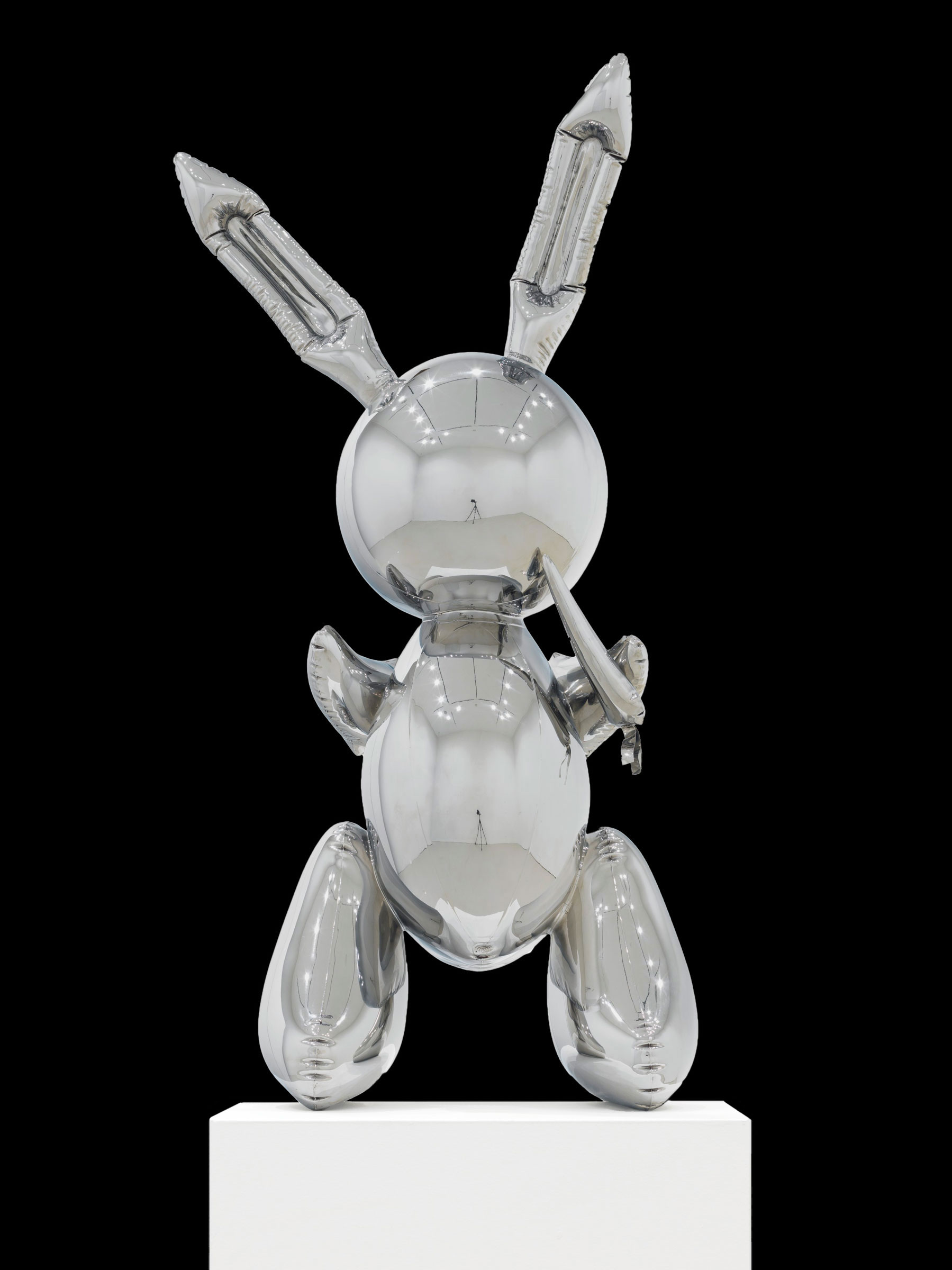 Rabbit by Jeff Koons — a chance to own the controversy