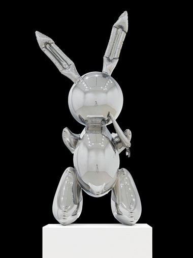 Rabbit by Jeff Koons — a chance to own the controversy | Christie's