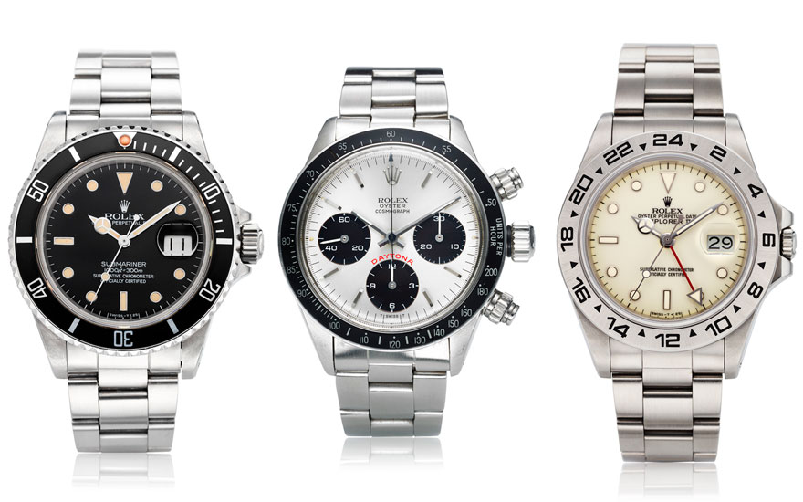 The watch investor: Rolex Subm