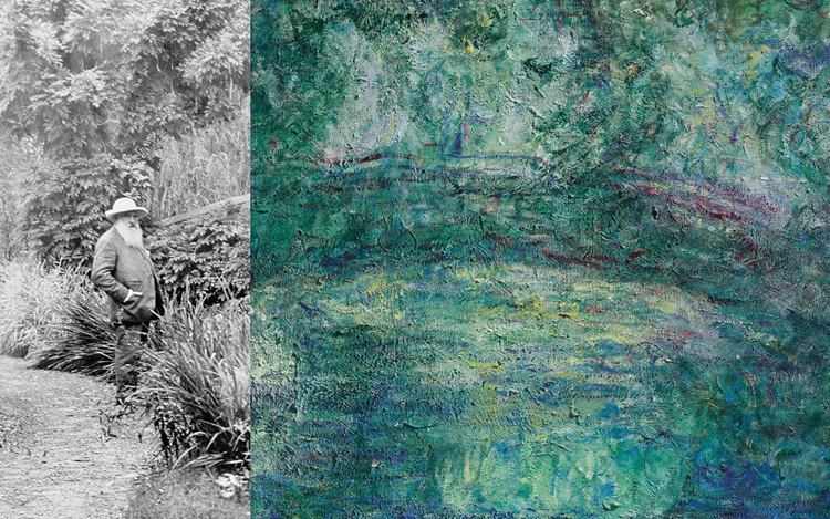 Monet: The man and his masterp auction at Christies