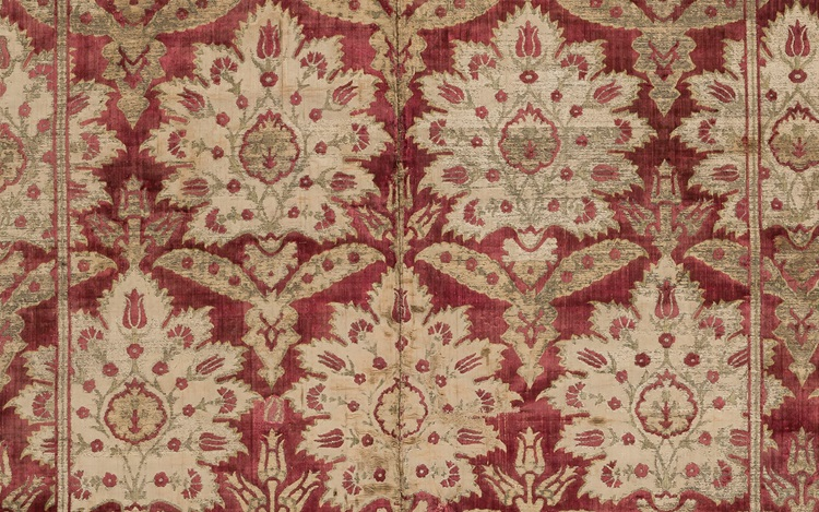 Collecting guide: Ottoman silk auction at Christies