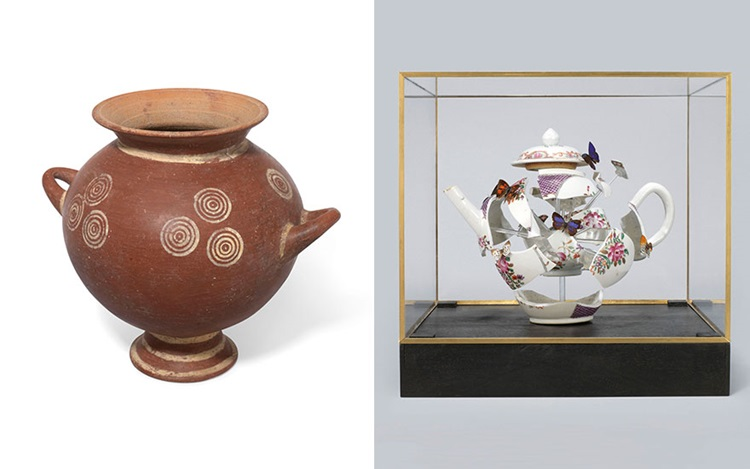 Highlights from Reshaped: Cera auction at Christies