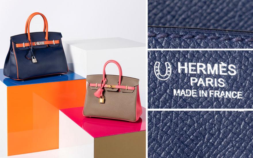 What the Hermès Horseshoe stam