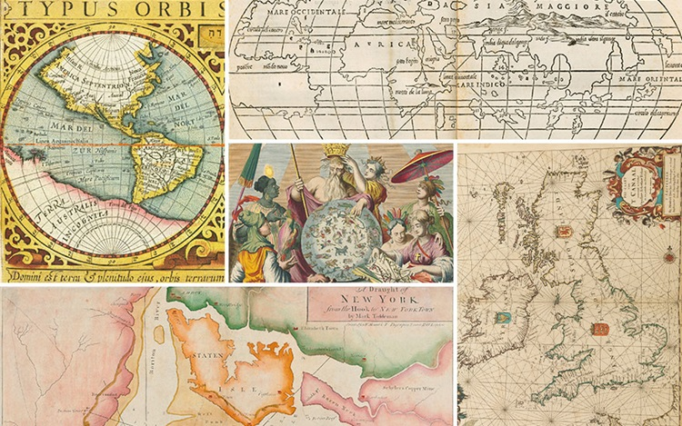 Collecting guide: Maps  auction at Christies