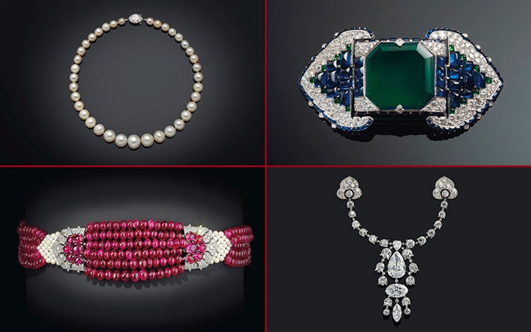 Cartier and the 'Indian style' auction at Christies