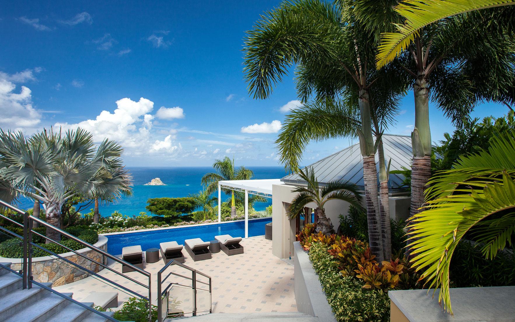 Elegant Luxury Living: Caribbean Homes
