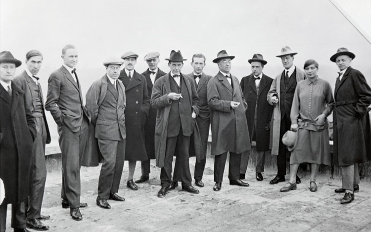 Masters of the Bauhaus —  the  auction at Christies