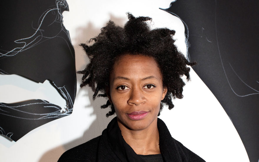 The fearless Kara Walker
