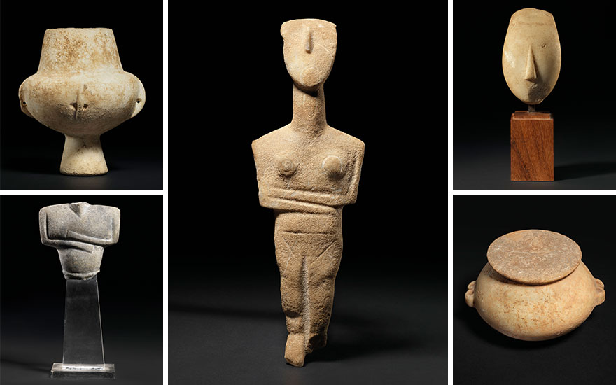 Collecting guide Cycladic art