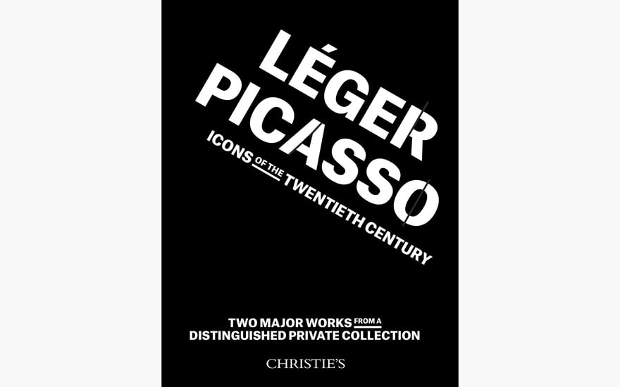 Special Publication: Léger   Picasso - Icons of the Twentieth Century