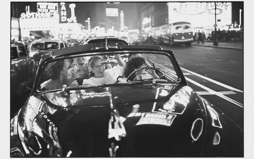 Street life: The photographers