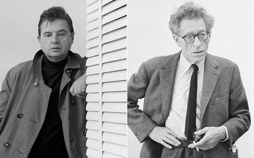 Bacon / Giacometti: A Dialogue