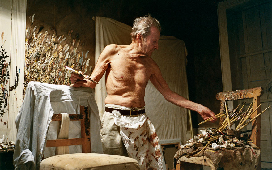 The Year of Lucian Freud
