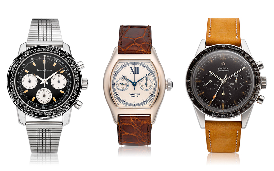7 desirable watches from The K