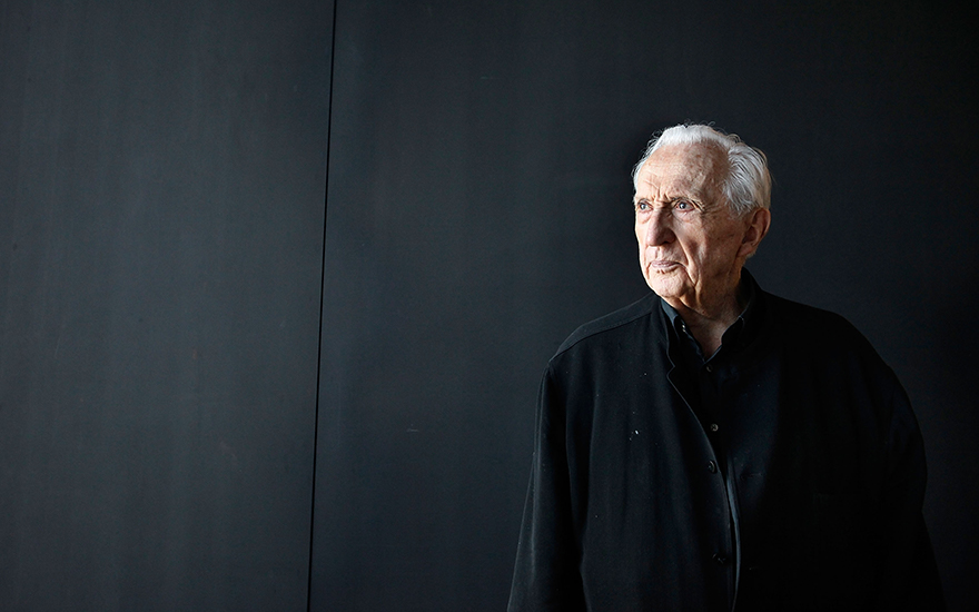 Pierre Soulages: Beyond black