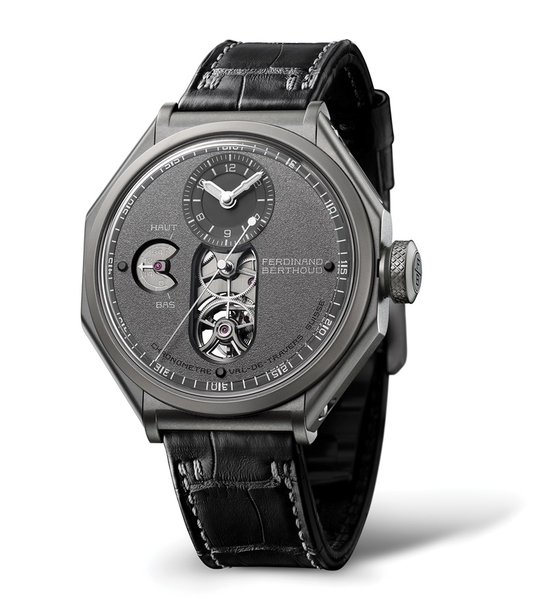 F Berthoud. The FB 1 'Night Star' and its exclusive combination of colours and material is the interpretation of hope that inspires the fight against Duchenne muscular dystrophy, supported by Only Watch. Sold for CHF 150,000 in Only Watch on 9 November 2019 at Hotel des Bergues in Geneva