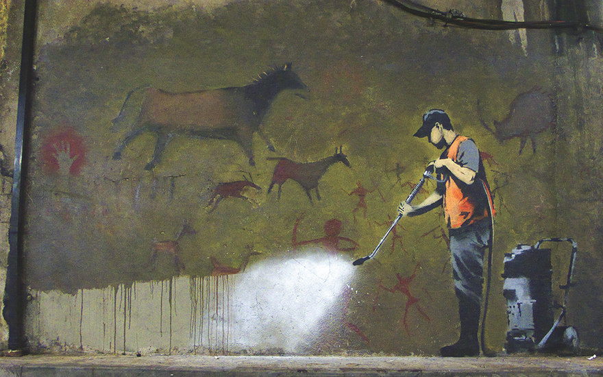 A guide to collecting Banksy