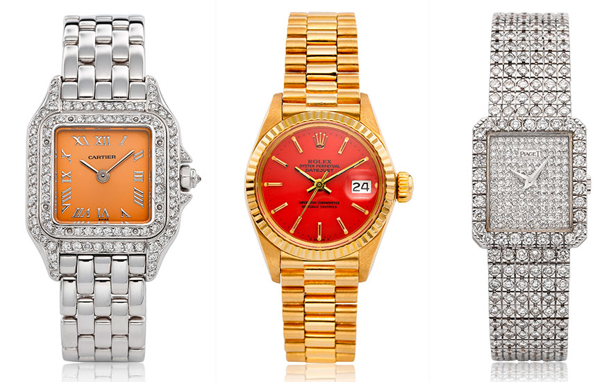 Collecting guide Women's watches