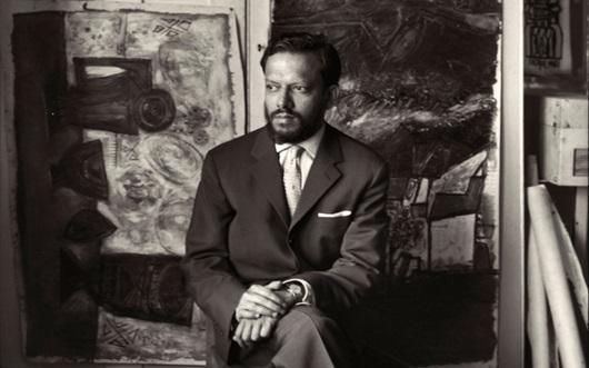 Francis Newton Souza — The 'en auction at Christies