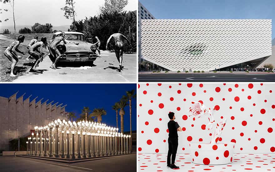 Art cities: Why Los Angeles ha