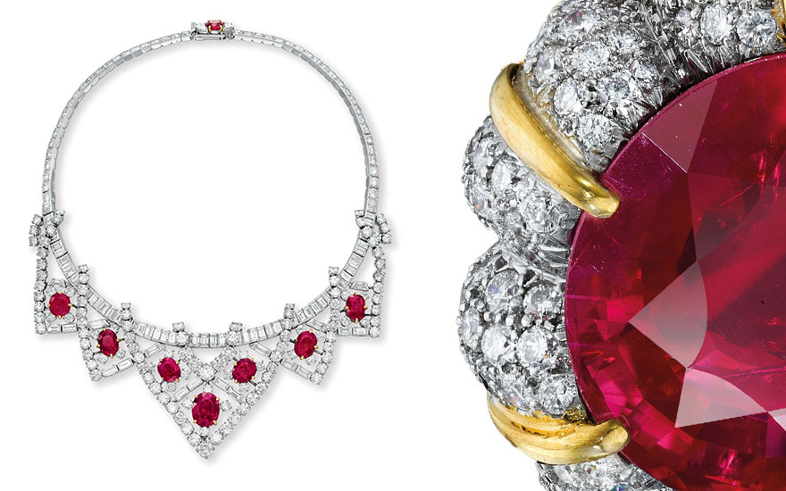 A brief history of blockbuster Burmese rubies