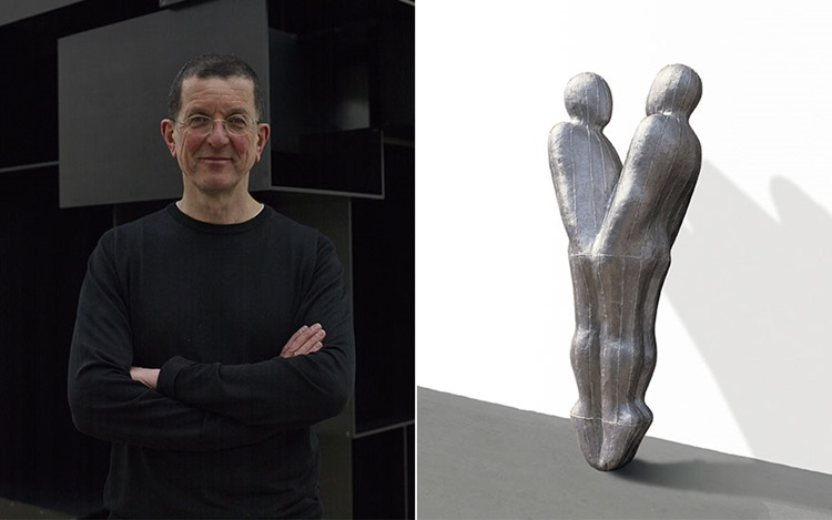 Body of work: Antony Gormley a auction at Christies
