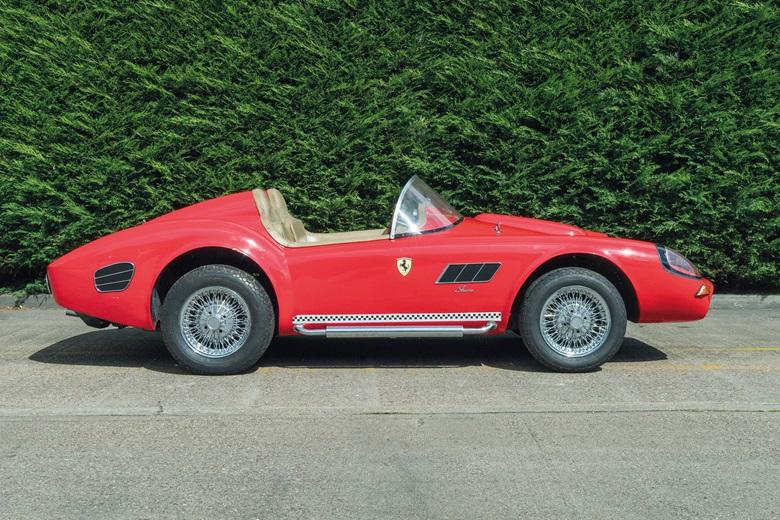 Fit For Royalty A Sbarro Ferrari Style Toy Car Christies