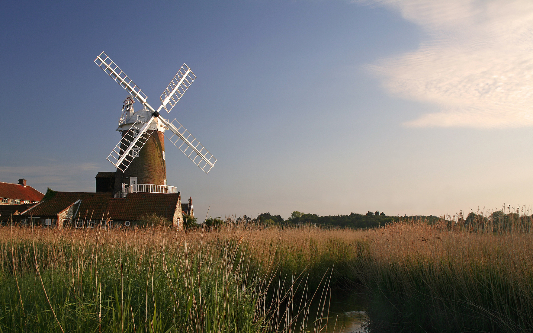 Luxury Living: Windmills, watc