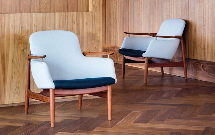 Nordic furniture designers you auction at Christies
