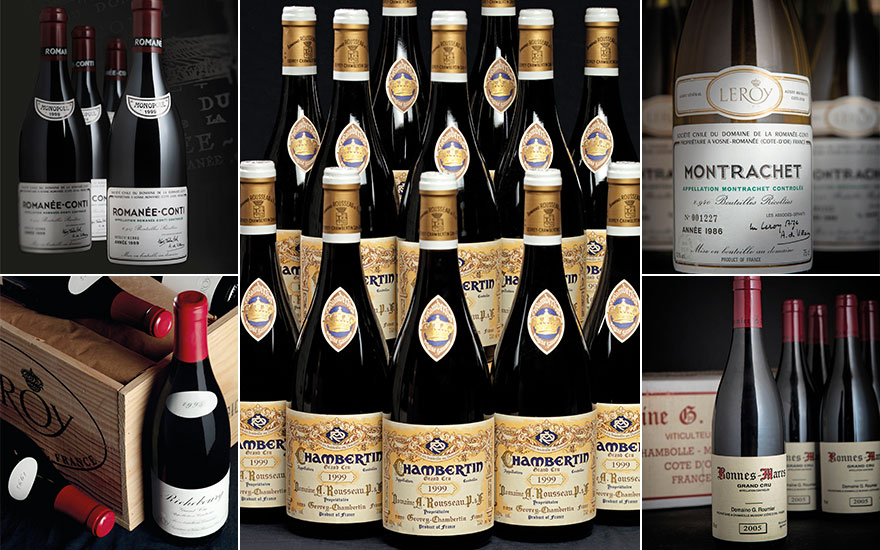 The best and rarest Burgundy —