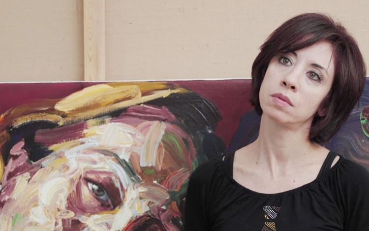 Studio visit: Sara Shamma auction at Christies