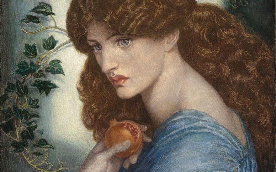 Dante Gabriel Rossetti's