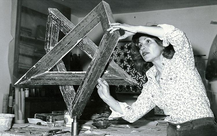 Monir Farmanfarmaian: 'Her art auction at Christies
