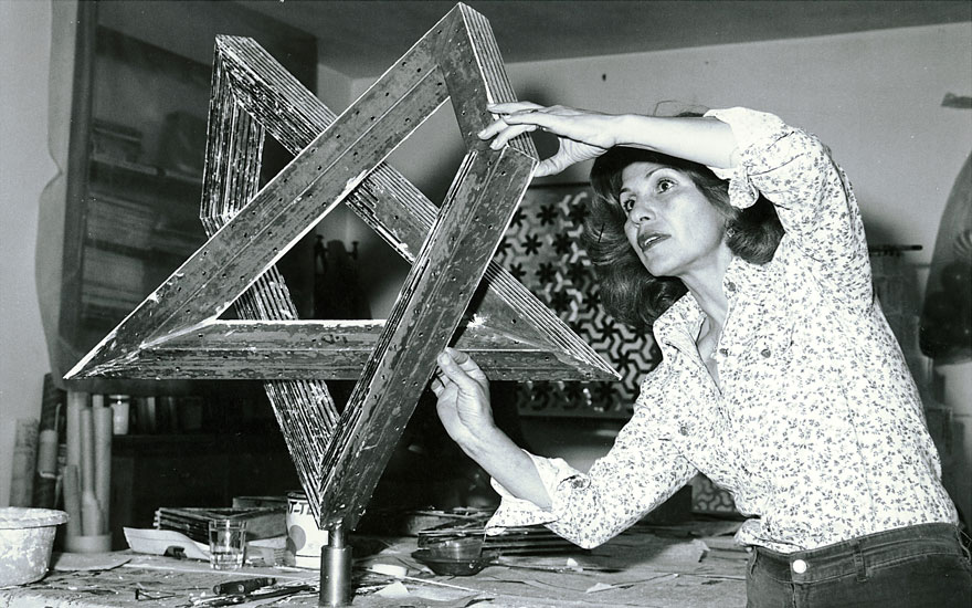 Monir Farmanfarmaian: 'Her art