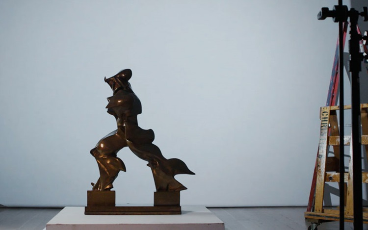 5 minutes with... Umberto Bocc auction at Christies