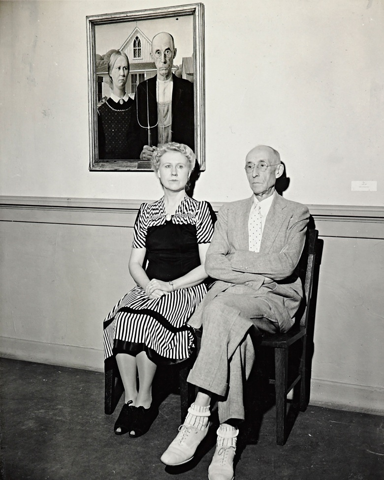 The Mystery Of American Gothic By Grant Wood Christie S