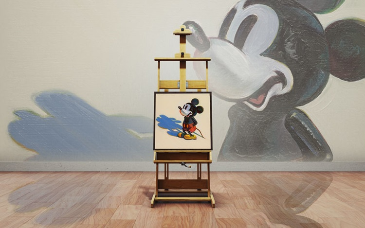The Ron and Diane Disney Mille auction at Christies
