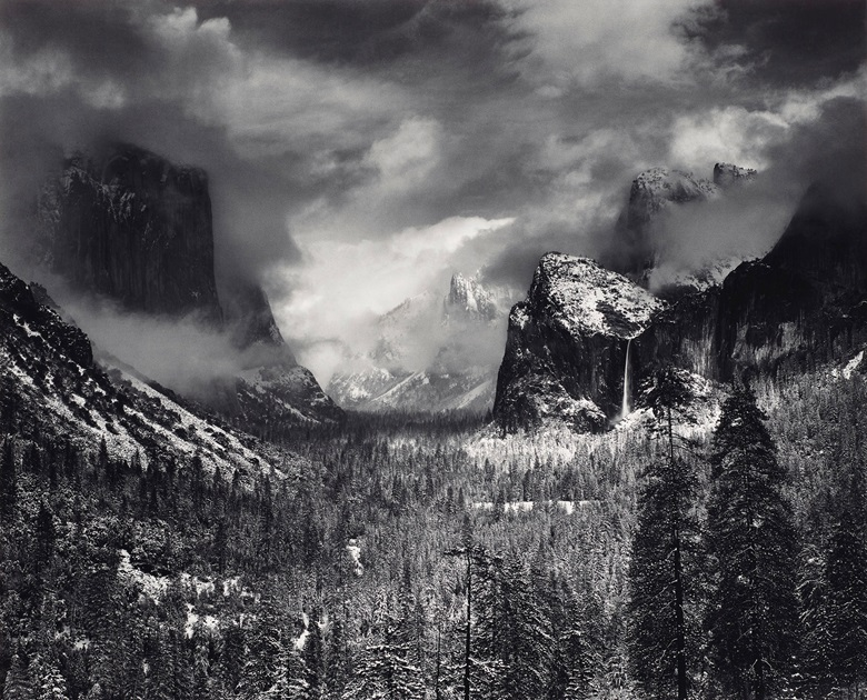 10 things to know about Ansel Adams | Christie'sAnsel Adams Clearing Winter Storm