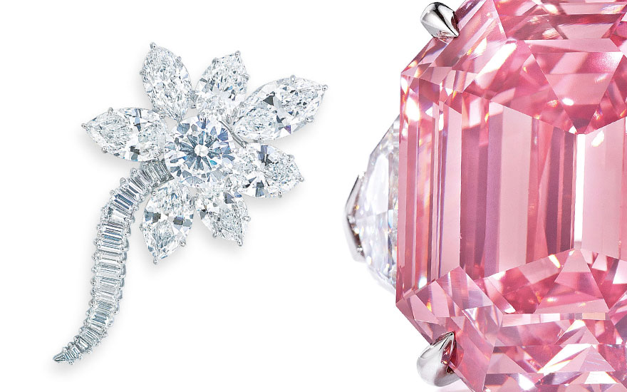 Collecting guide the jewels of Harry Winston