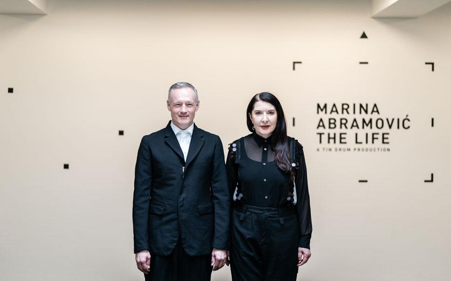 Marina Abramović's The Life —