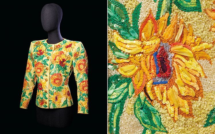 5 minutes with... Yves Saint L auction at Christies