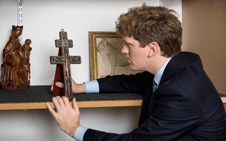 5 minutes with... A rare medie auction at Christies