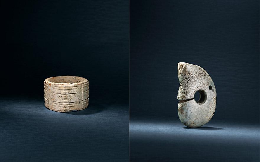 来自全球显赫珍藏的古代玉雕