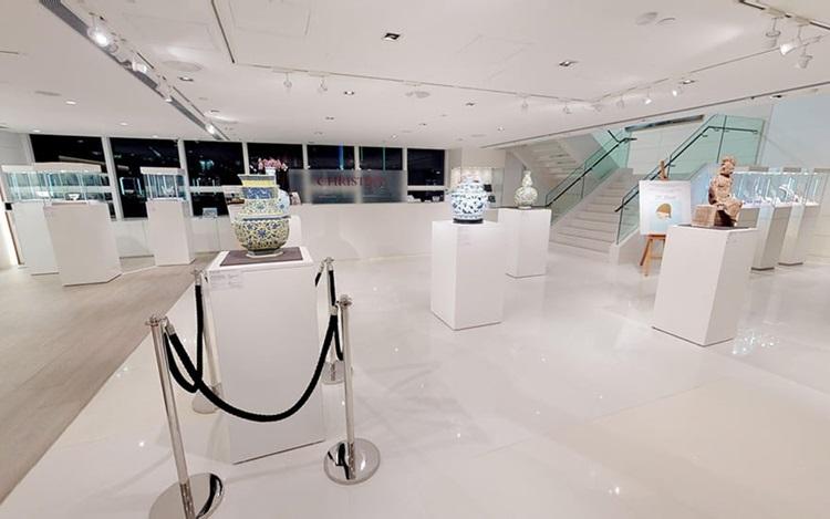 Virtual Tour: Autumn Auctions  auction at Christies