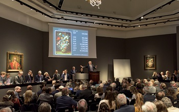 Classic Week totals £54 millio auction at Christies