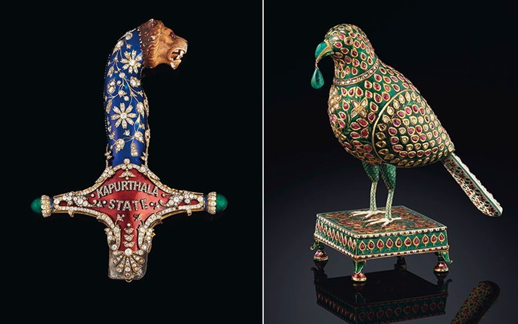 Jewels from the royal courts o auction at Christies
