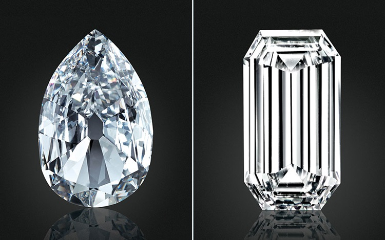 The diamonds of Golconda auction at Christies